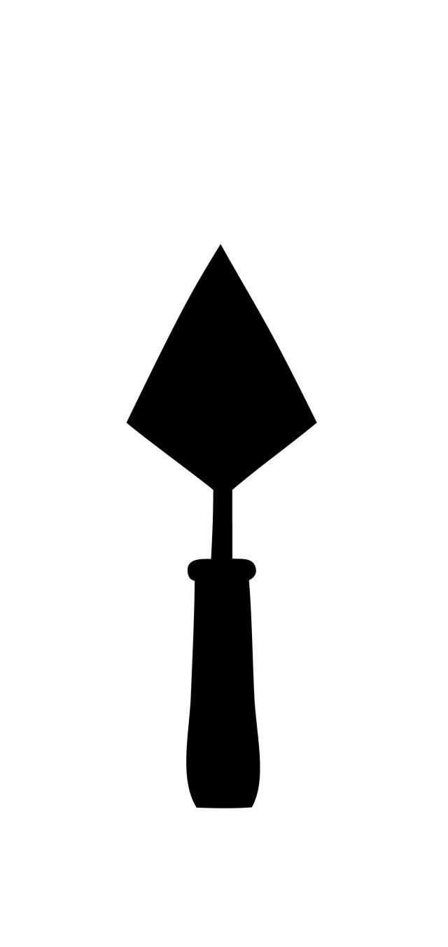 black-trowel1